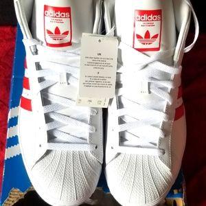 Red n White Pro Model Original Men adidas
